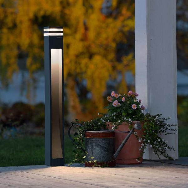 LED Pollerleuchte Wegeleuchte MASSA