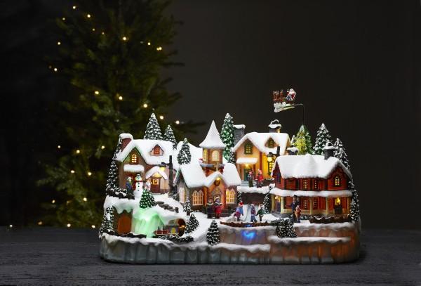 Best Season LED-Leuchthaus LARGEVILLE