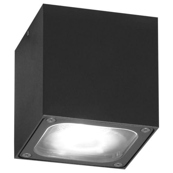 Konstsmide High Power LED Deckenleuchte CESENA, grau