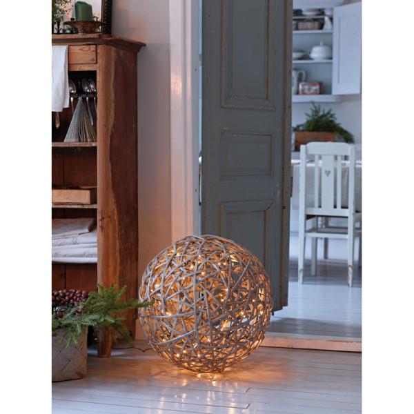 LED Aussenleuchte Dekoleuchte Kugel AGRO