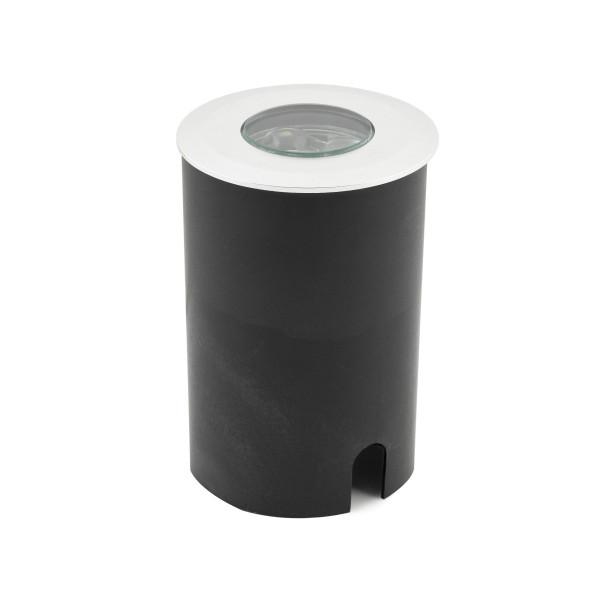LED Bodeneinbaustrahler 3W Highpower LED