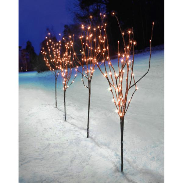 LED-Baum TOBBY TREE, 70 warmweiße LEDs