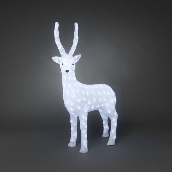 Konstsmide LED Acryl Rentier weiblich