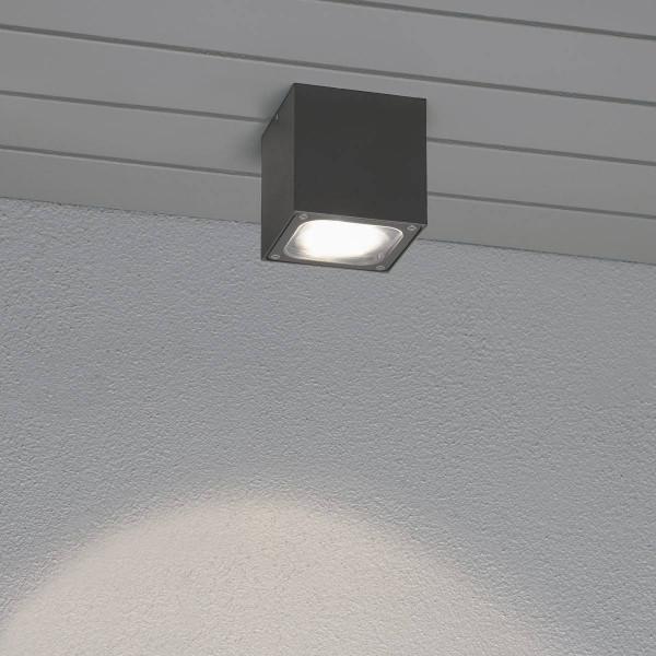 LED Aussenleuchte Decken- und Wandleuchte Cesena