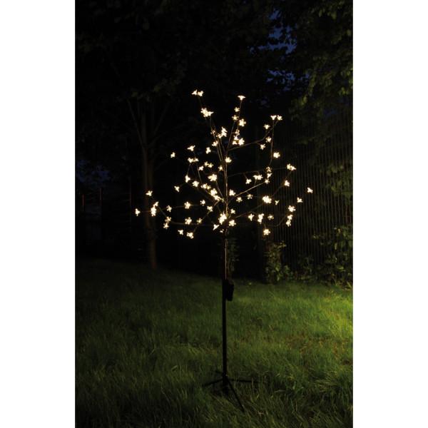 LED-Blütenbaum, 96 warmweiße LEDs