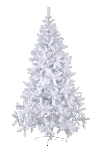 Weihnachtsbaum QUEBEC, weiß, ca. Höhe 210 cm