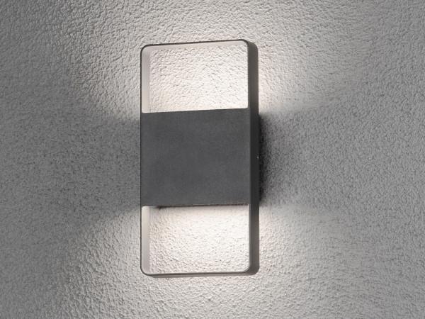 LED Aussenleuchte Wandleuchte Matera 2-fl.