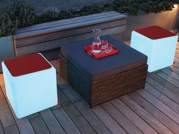Leuchtwürfel Cube Outdoor LED
