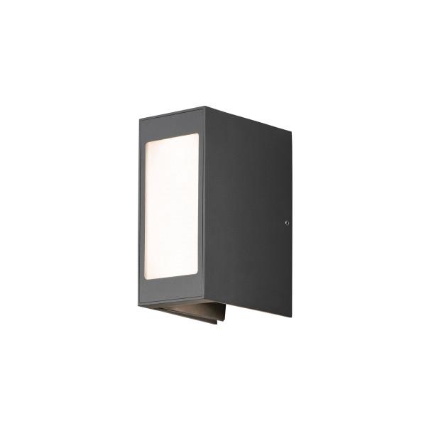 LED Aussenleuchte Wandleuchte Cremona - Lichtstrahl einstellbar