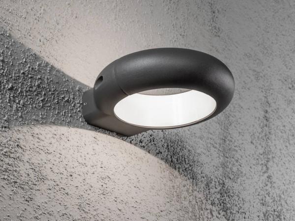 LED Aussenleuchte Wandleuchte Rovigo