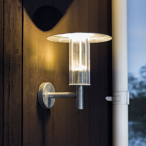 LED Wandleuchte Mode - vandalsicher